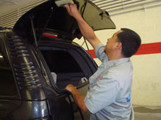 Specializing in Car Window Tinting